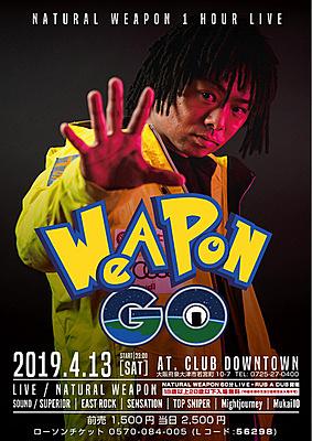 WEAPON GO