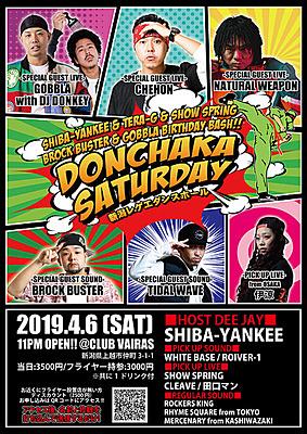 DONCHAKA SATURDAY