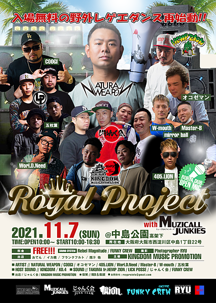 Royal Project